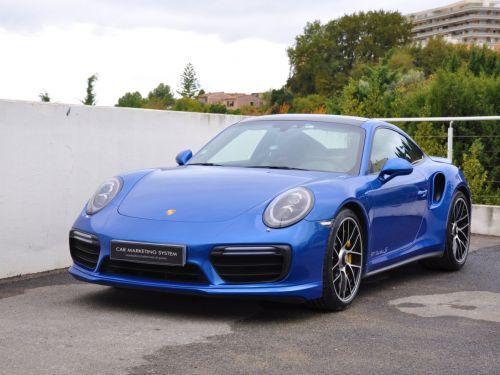 Porsche 911 991 (2) TURBO S 580CH Leasing