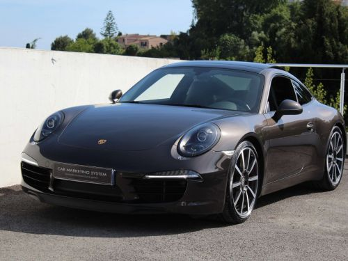 Porsche 911 991 3.8 CARRERA S Leasing