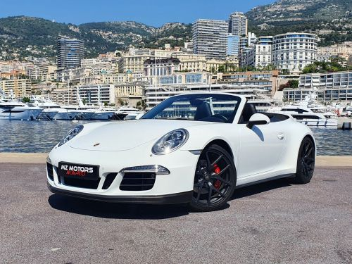 Porsche 911 991 4S CABRIOLET 430 CV POWERKIT X51 CARBONE