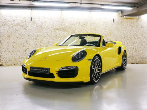 Porsche 911 (991) CABRIOLET 3.8 560 TURBO S Leasing