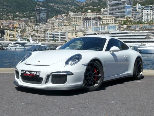 Porsche 911 991 GT3 476 CV PDK CLUBSPORT