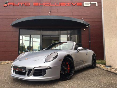 Porsche 911 991 GTS 3,8I 430CV PDK CABRIOLET