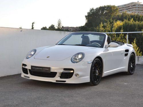 Porsche 911 997 (2) Turbo S 530ch PDK Leasing
