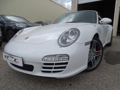 Porsche 911 997 4S Cabriolet MK2 PDK 3.8L 385PS/ PCM Jtes 19 Turbo  PASM Bi Xénon