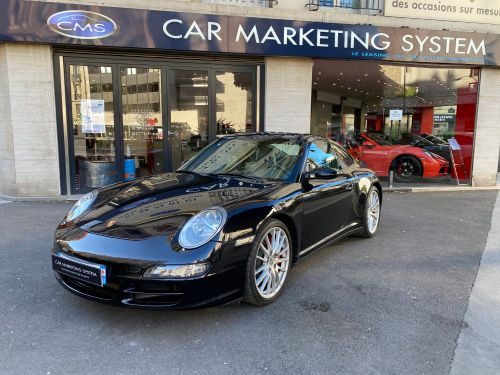 Porsche 911 997 CARRERA 4 4S S 355 TIPTRONIC 3.8I Leasing