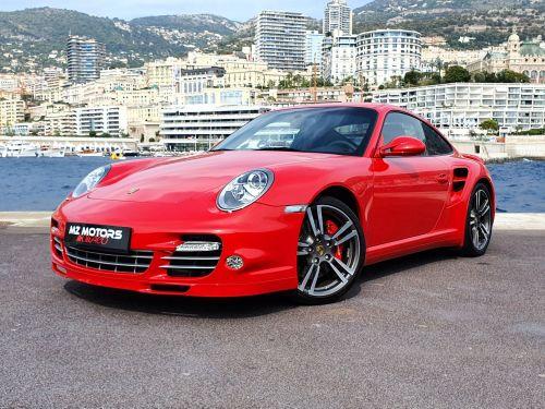 Porsche 911 997 II TURBO COUPE 3.8 500 CV PDK - 1ere Main - 25900 Km