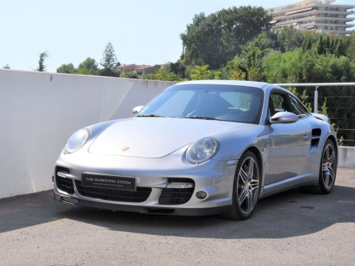 Porsche 911 997 Turbo 3.6 Leasing