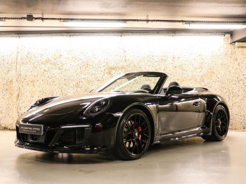 Porsche 911 CARRERA CABRIOLET 4 3.0i 450 GTS PDK Leasing