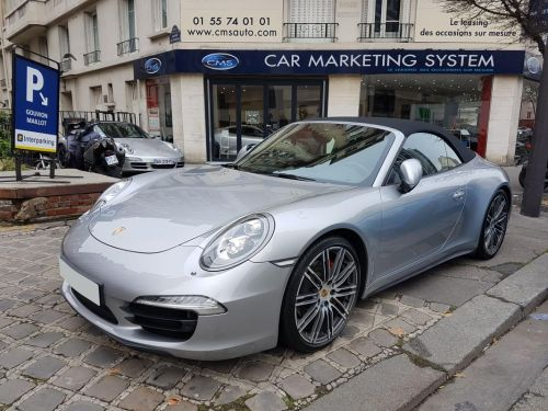 Porsche 911 CARRERA CABRIOLET 4S 3.8i 400 PDK Leasing