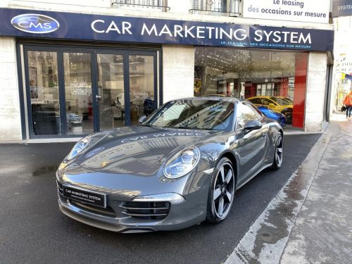 Porsche 911 CARRERA COUPE S 3.8i 400 50 Ans Leasing