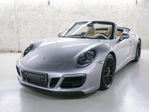 Porsche 911 PORSCHE 911 (991) (2) CABRIOLET 3.0 450 CARRERA GTS PDK Leasing