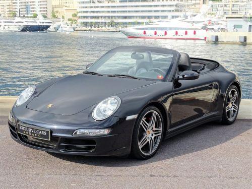 Porsche 911 PORSCHE 911 TYPE 997 CARRERA 4S CABRIOLET KIT X51 381 CV - MONACO