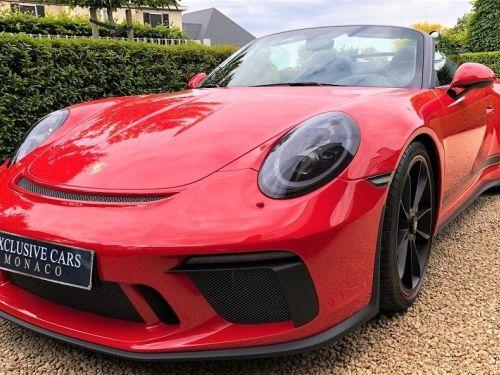 Porsche 911 Speedster TYPE 991 510 CV - MONACO