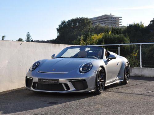 Porsche 911 Speedster Type 991 Speedster Pack Heritage Leasing