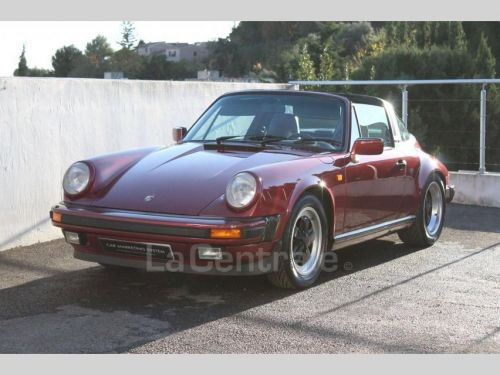 Porsche 911 Targa TYPE 3.2 CARRERA Leasing