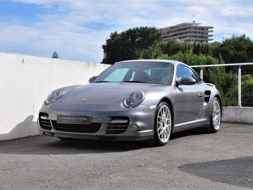 Porsche 911 TURBO Coupe 997 3.8 PDK Leasing