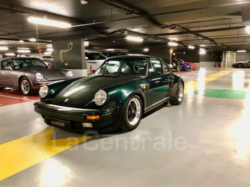 Porsche 911 TYPE 930 TURBO 3.3 300 BV5