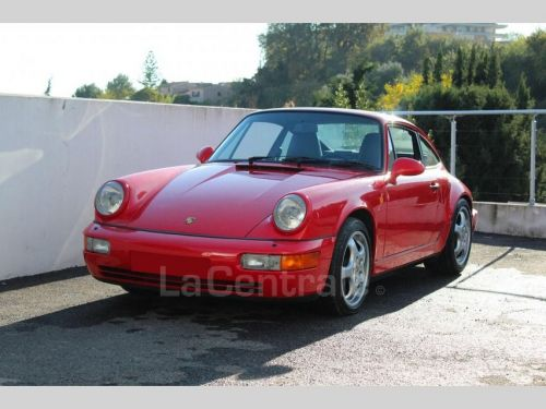 Porsche 911 TYPE 964 (964) 3.6 CARRERA 4 Leasing