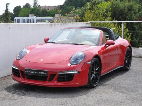 Porsche 911 Type 991 3.8 Targa 4 GTS PDK Leasing