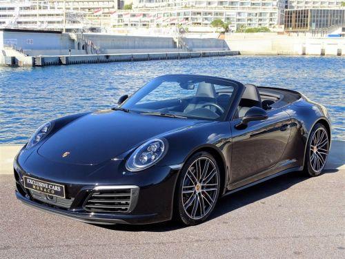 Porsche 911 TYPE 991 CARRERA CABRIOLET 4S PDK 420 CV - MONACO