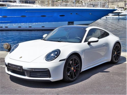 Porsche 911 TYPE 992 CARRERA S 450 CV PDK - MONACO