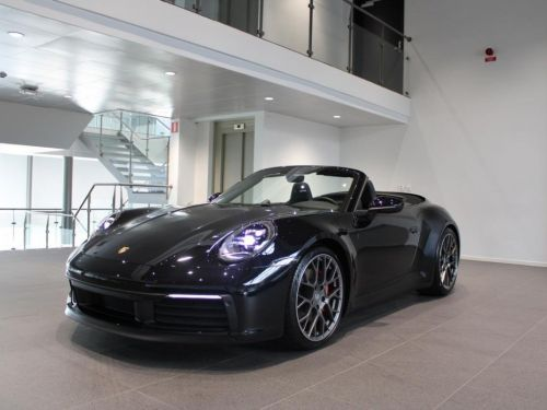 Porsche 911 TYPE 992 CARRERA S CABRIOLET 450 CV PDK - MONACO