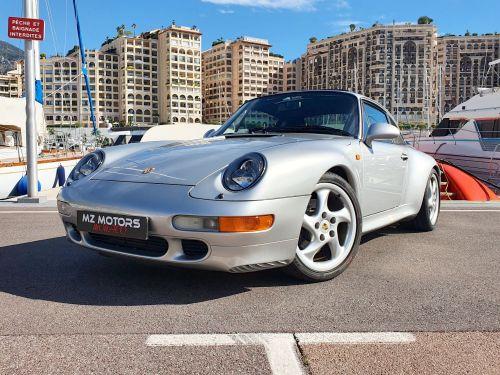 Porsche 911 Type 993 S X51 300 CV - Francaise - 1ere Main - Etat Neuf