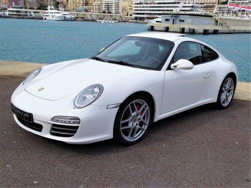 Porsche 911 TYPE 997 CARRERA 4S PDK 385 CV - MONACO