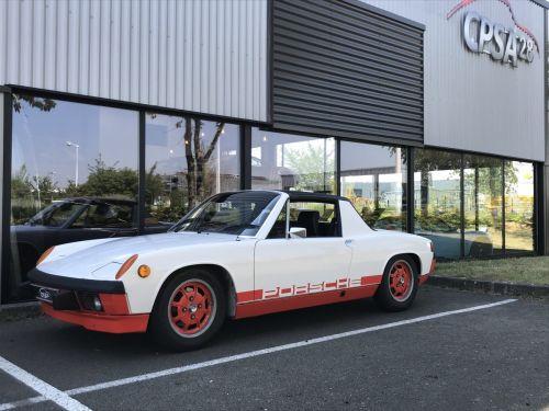Porsche 914 CAN AM