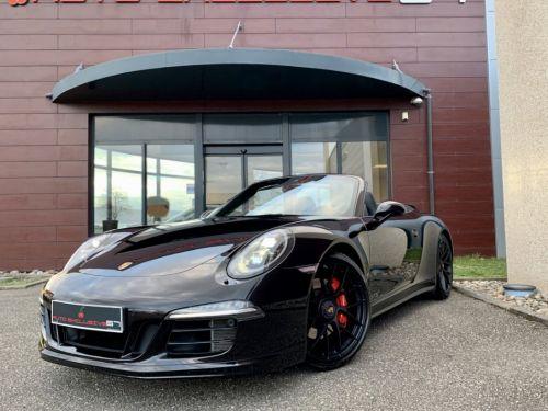 Porsche 991 911 type 991 CARRERA 4 GTS CABRIOLET PDK 430 cv