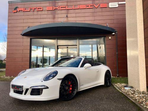Porsche 991 911 type 991 CARRERA GTS CABRIOLET PDK FULL