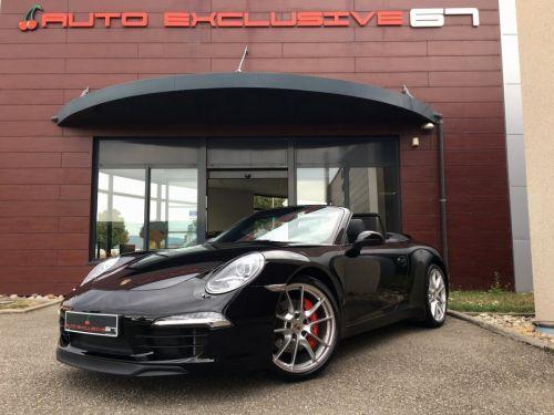 Porsche 991 911 type 991 CARRERA S CABRIOLET 400 cv PDK
