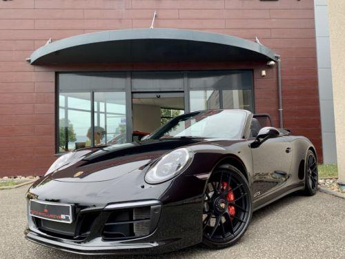 Porsche 991 911 type 991 GTS CABRIOLET 450 cv PDK FULL