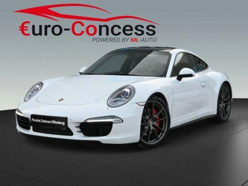 Porsche 991 Carrera 4S PDK 400cv