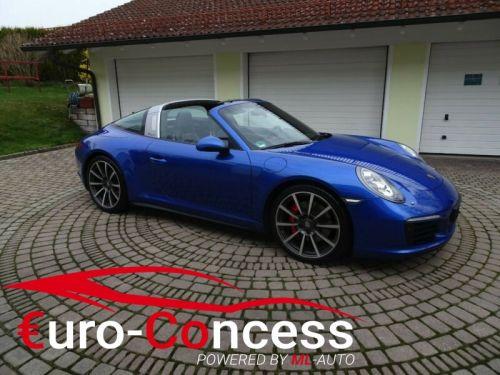 Porsche 991 Porsche 911 991 Targa 4S PDK 420cv