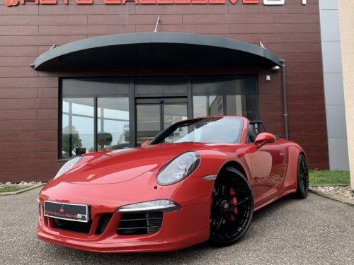 Porsche 991 PORSCHE 911 type 991 CARRERA GTS CABRIOLET 430 cv PDK