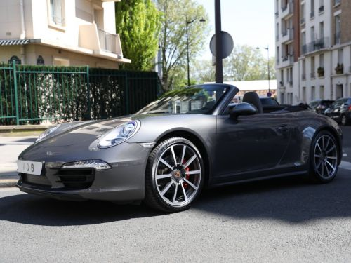 Porsche 991 PORSCHE 991 CARRERA 4S CABRIOLET 59700KMS PDK 400CV