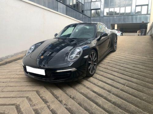 Porsche 991 PORSCHE 991 CARRERA 4S X51 430 CV / PDCC/ ACC / BURMESTER / FULL