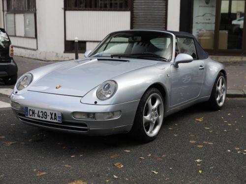Porsche 993 993 Carrera 3.6 272 Cv Cabriolet