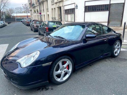 Porsche 996 PORSCHE 996 CARRERA 4S 120700 KMS BVA PSE IMS REMPLACE