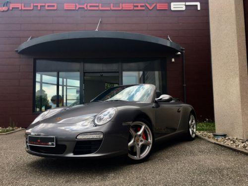 Porsche 997 911 type 997 CARRERA 4S CABRIOLET 385 FULL OPTIONS