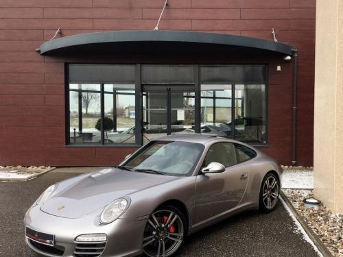 Porsche 997 911 type 997 CARRERA 4S COUPE 385 PDK FULL