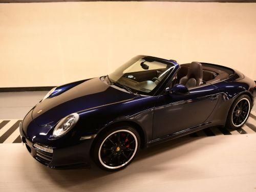 Porsche 997 PORSCHE 911 (997) (2) CABRIOLET 3.8 385 CARRERA S PDK Leasing