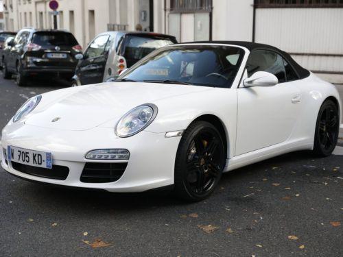 Porsche 997 PORSCHE 997 CARRERA 4S CABRIOLET DEPT EXCLUSIF