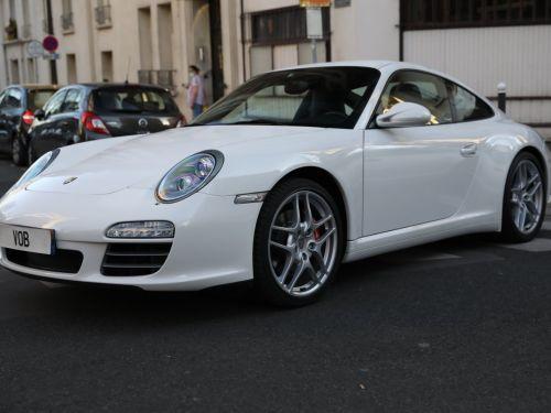 Porsche 997 PORSCHE 997 CARRERA 4S PDK /FULL /PSE/CHRONO / 39900 KMS