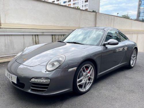 Porsche 997 PORSCHE 997 TARGA 4S 3.8 385CV BVM /1ERE MAIN / 162000 KMS /SUIVI COMPLET