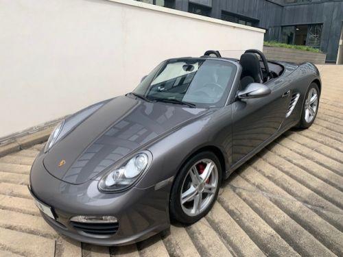 Porsche Boxster PORSCHE 987 BOXSTER S 3.4 310 CV / 63500 KMS / SUPERBE