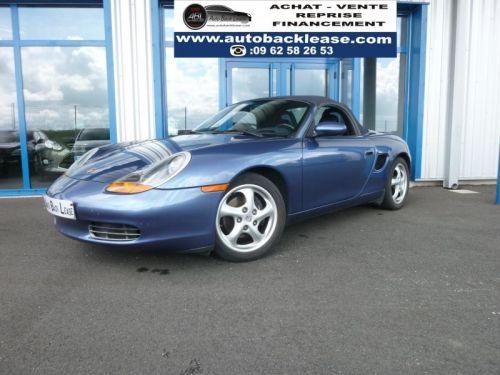 Porsche Boxster TYPE 986 2.5 204