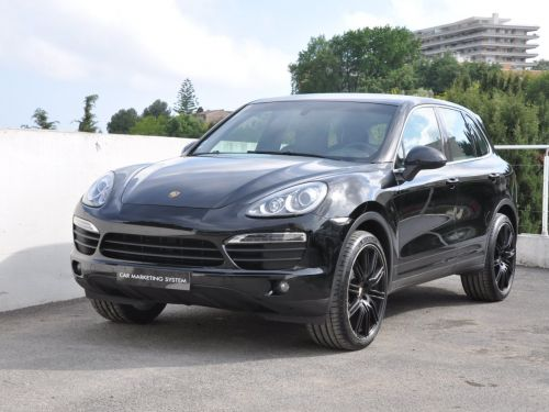Porsche Cayenne V8 S Leasing