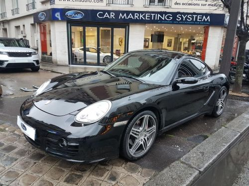 Porsche Cayman 3.4 S EDITION ONE Boîte Tiptronic Leasing